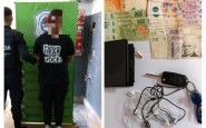 Detenido por tentativa de robo agravado