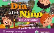 El Municipio festeja el día del niño en el Costanero