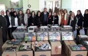 El Municipio entregó elementos de robótica a alumnos del Distrito