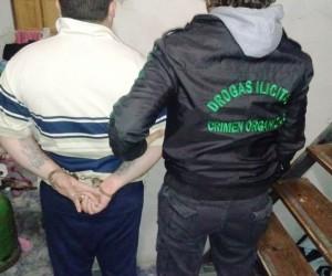 Tres detenidos en operativo antidrogas