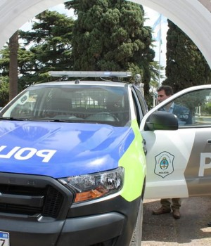 Nuevo móvil policial para nuestra ciudad