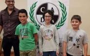 El sábado pasado hubo Torneo de Ajedrez en la Biblioteca