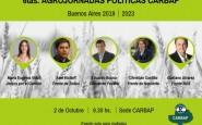 Los candidatos a Gobernador convocados por el campo
