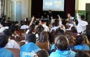Charlas de concientización vial para alumnos de primaria