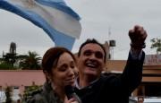 María Eugenia Vidal pasó por Arrecifes en campaña