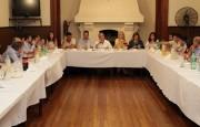 El intendente de Pergamino reunió a sus iguales de la segunda sección electoral