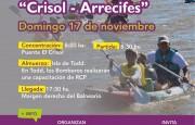 El domingo, raid náutico Crisol-Arrecifes