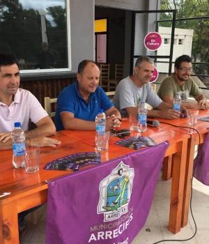 Presentaron en Río Cultura la bajada Náutica
