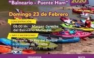 El próximo domingo 23, bajada náutica por el Rio Arrecifes