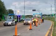 Mayor controles de transporte y de tránsito por el COVID-19