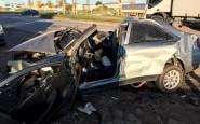 Un joven de Todd protagonizó un grave accidente en Salto