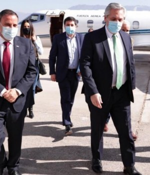 El Presidente Fernández suspendió su viaje a Catamarca por temor al contagio