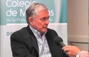 Dr. Carlos Mondino: «No tenemos capacidad para atender gente de afuera»