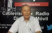 El director de salud de Sarmiento dio positivo para Covid-19