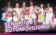 La Reina del Automovilismo, este año se denomina «Señorita Automovilismo»
