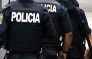 Dos policías heridos al desbaratar una fiesta en la madrugada del domingo