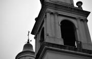 Día de la Patrona sin feligreses en la misa ni procesión