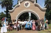 El arco de la plaza Mitre cumplió 70 años