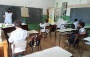 Vuelven las clases presenciales a las escuelas rurales