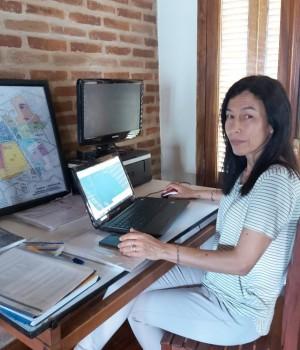 Rosana Tellechea es la nueva Directora de Obras Públicas