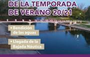 El próximo domingo se inaugura la temporada balnearia