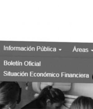 La Municipalidad publicó el Estado Financiero y Balances