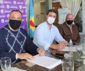 Se firmó un convenio para implementar la tarjeta SUBE en Arrecifes