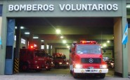 Los Bomberos Voluntarios piden vacunar a los integrantes de los Cuerpos Activos