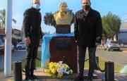 El Municipio homenajeó a Manuel Belgrano