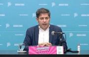 Kicillof anunció cambios en las restricciones. Arrecifes sigue en fase 3