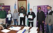 Agricultores Federados hizo una importante donación a la salud del Distrito