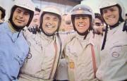 Homenajean a Carlos Pairetti y al Póker de Ases del automovilismo