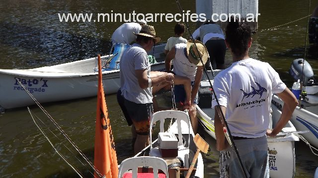 29° Raid Náutico Arrecifes-Baradero