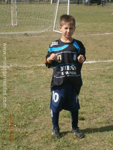 Mateo Barrientos - Racing