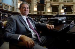 El diputado Darío Golía preside la comisión de Presupuesto