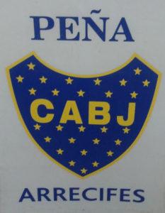 Peña cabj