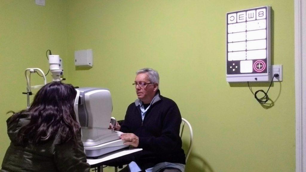 centro oftalmologico